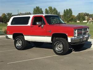 1986 Chevy K5 Blazer 5 0l V8 Auto For Sale In Boise  Idaho