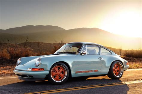 Porche Singer by 03 Singer Reimagined Porsche 911 1 Jpg