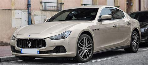 Maserati Ghibli (m157)