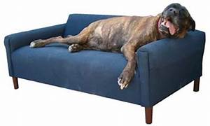 Dog furniture pet furniture the most comfortable dog for Xl dog sofa bed