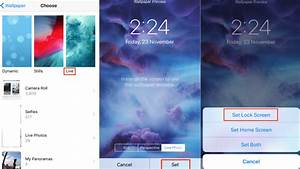 How To Set Live Wallpaper On Iphone  A Complete User Guide