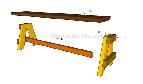 how to build a bench how to build a bench seat howtospecialist how to build