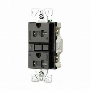 Cooper Wiring Devices Trvgf20w-sp Gfci