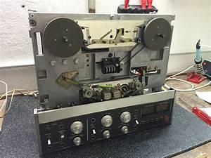 Revox B77 Revision  U2013 Der Reparateur  U2013 Repariert Elektronik