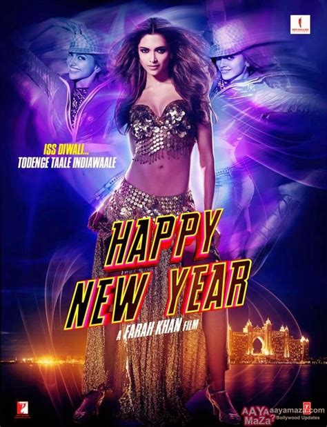 Happy New Year (2014) Full Movie Watch Online Free Hindi