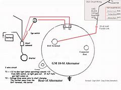 Astounding old alternator wiring diagram photos best image wire high quality images for old alternator wiring diagram desktop706 gq asfbconference2016 Choice Image