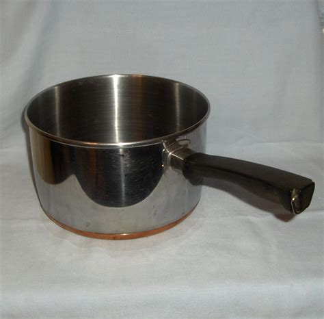 copper bottom cookware sears roebuck maid of honor cookware 4 quart copper bottom