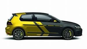 2015 Volkswagen Golf Gti Performance Concept