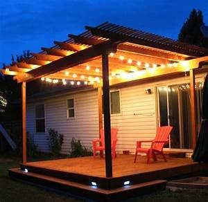 Construire Une Pergola En Bois : construire sa pergola chambre enfant comment construire ~ Premium-room.com Idées de Décoration