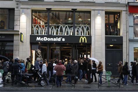 mcdonald 39 s transfère siège fiscal à londres