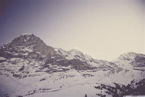 Eiger Nordwand Mountain 4K HD Desktop Wallpaper for 4K