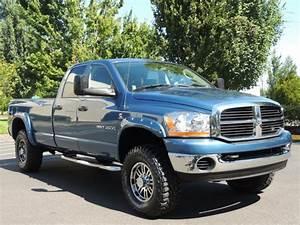 2006 Dodge Ram 3500 Slt    4x4    5 9l Cummins Diesel    6