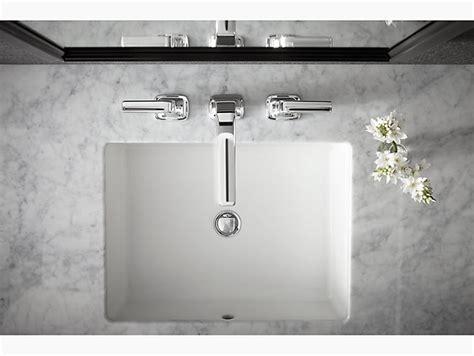 rectangle undermount kitchen sink k 2882 verticyl undermount rectangular sink kohler 4540