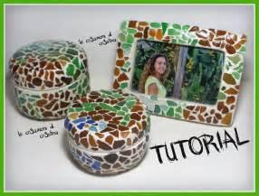 Come utilizzare i vetrini raccolti al mare tutorial portagioie mosaico con das riciclare