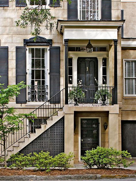 Handsome Traditional Townhome by Bold Strokes Of Black Give Weighty Consideration To This