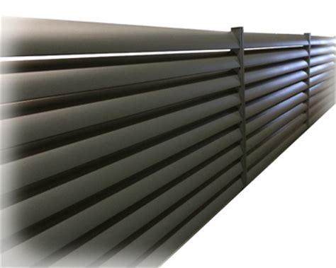 brise vue aluminium le sp 233 cialiste des panneaux et