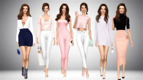 25 best images about sims4 clothes pinterest sims 4 and clothing