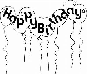 Balloons | Free Stock Photo | Illustration of birthday ...