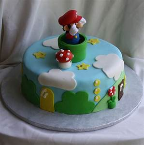 Super Mario Kuchen : super mario bros cake kai 39 s 1st birthday geburtstagskuchen kuchen super mario kuchen ~ Frokenaadalensverden.com Haus und Dekorationen