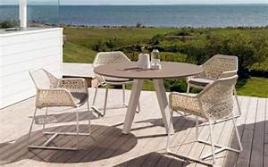 Mobilier de jardin design original par patricia urquiola for Mobilier de jardin design kettal urquiola