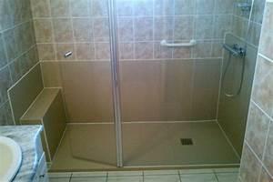Transformer Baignoire En Douche : as plomberie transformer sa baignoire en une douche ~ Dallasstarsshop.com Idées de Décoration