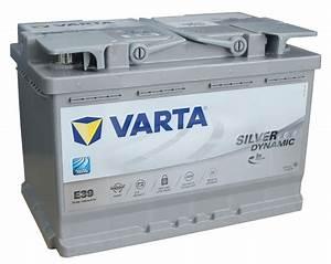 Batterie Varta E39 : reviews e39 varta start stop plus 096 agm car battery ~ Jslefanu.com Haus und Dekorationen