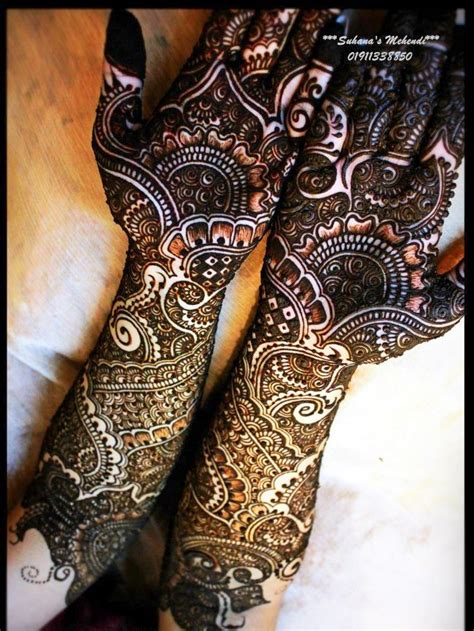 stunning mehandi designs  indian brides indian