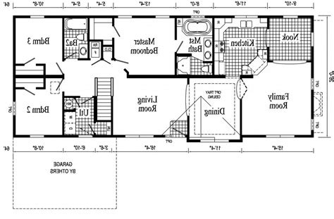 Inspiring Floor Plan Home Photo by House Ranch Plans Photos