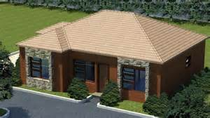 Hip Roof Style House Plans