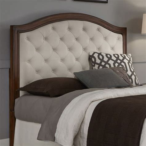 upholstered and wood headboard best 25 white upholstered headboard ideas on