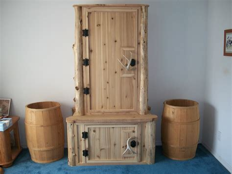 Free Wooden Gun Cabinet Plans by Wood Gun Cabinet Plans Plans Free