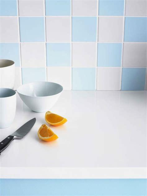 cuisine bleu clair peinture carrelage blanc chaios com