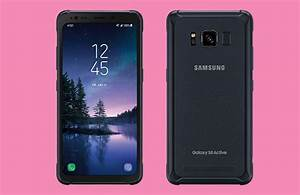 Official  Samsung U0026 39 S Galaxy S8 Active Arrives Exclusively