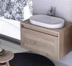 Aufsatzwaschbecken Mit Platte : waschtischunterschrank neuesbad magazin ~ Michelbontemps.com Haus und Dekorationen