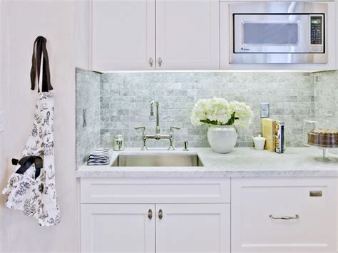Subway Tile Backsplashes Pictures, Ideas & Tips From Hgtv