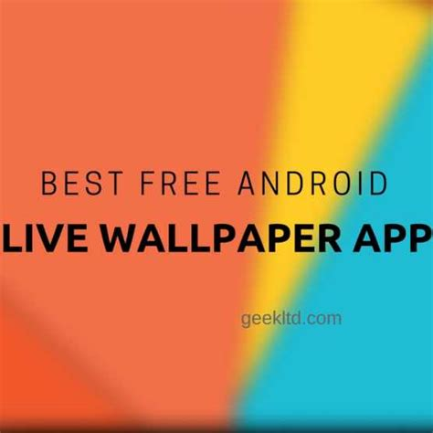 [2017] Top 10 Free Best Live Wallpaper App For Android Mobile