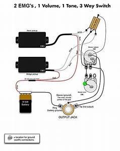 James Hetfield Emg Pickup Wiring Diagram