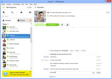 skype bureau windows 8 image gallery skype desktop