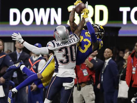 Patriots Are Super Bowl Champions Again Beat The Rams 13