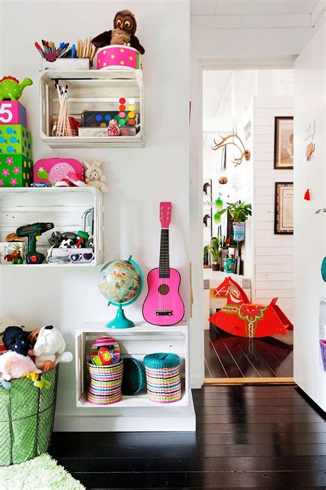 11 Spacesaving Diy Kids' Room Storage Ideas That Help