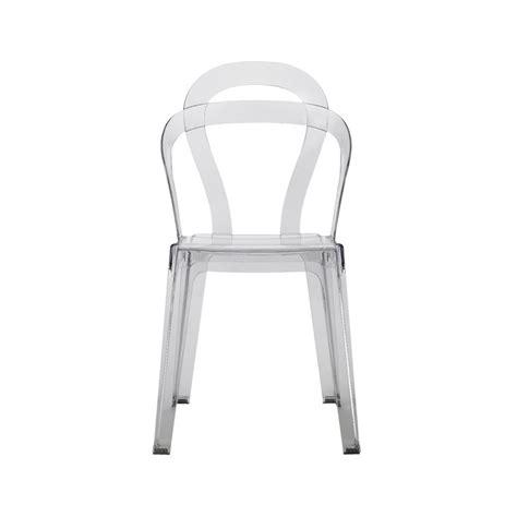 Chaise Design Transparente Titi Et Chaises Design Scab
