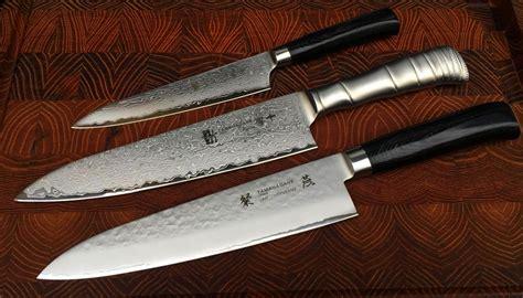 couteau japonais cuisine les couteaux de cuisine japonais tamahagane