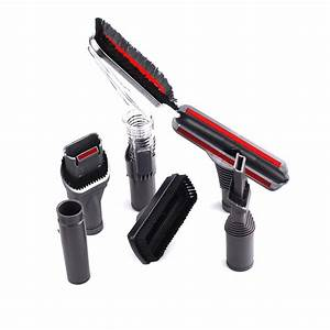 home cleaning tool brush crevice kit for dyson v6 dc35 With dc34 floor attachment