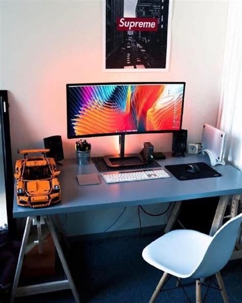 Temukan desain meja komputer olympic disini dengan harga murah! Model Meja Kerja Minimalis Modern Terbaru 2019 - SHREENAD HOME