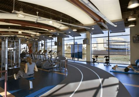 20 Great Recreation Centers at Small Colleges - Great