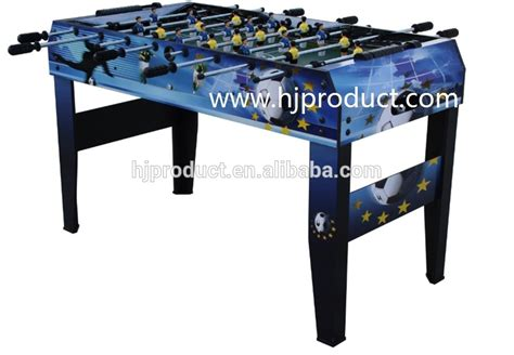 soccer table game price best sale colorful printing kicker foosball babyfoot game