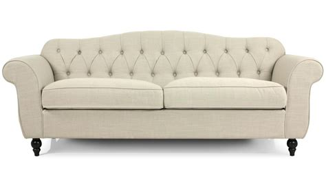 canapé chesterfield velours chesterfield tissu