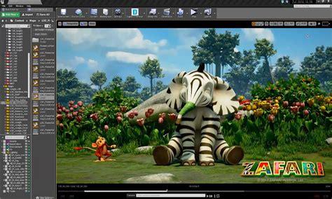 upcoming animated series zafari   rendered