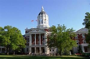 Mizzou  University Of Missouri  Act Scores  Admit Rate