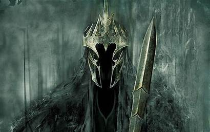 Lord Rings Angmar Nazgul Witchking Wallpapers Desktop